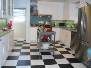 The work of Donna Till, Professional Organizer: Kitchen After