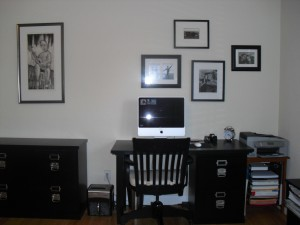 The work of Donna Till, Professional Organizer: Office After